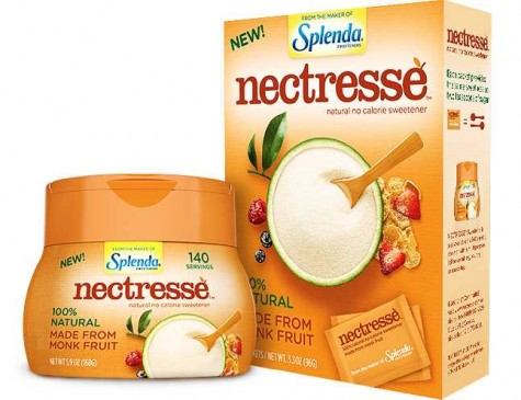 splenda-is-nectresse-safe
