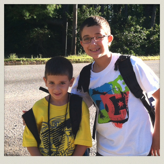 first-day-of-school-bus-stop