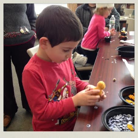 South-Shore-Natural-Science-Center-nd-making-owl-craft