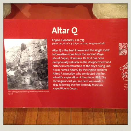 Peabody-Museum-of-Archaeology-and-Ethnology-altar-sign
