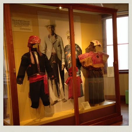 Peabody-Museum-of-Archaeology-and-Ethnology-clothing