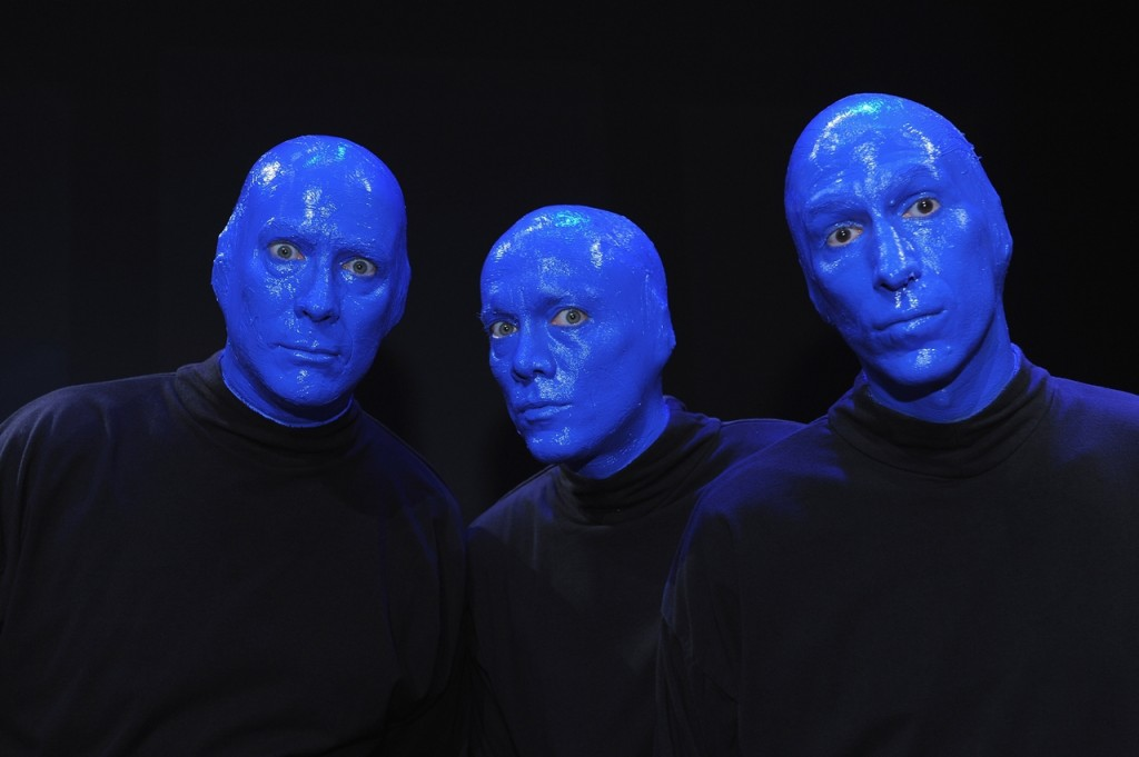 Blue Man Group's 20th Anniversary Reunion Show