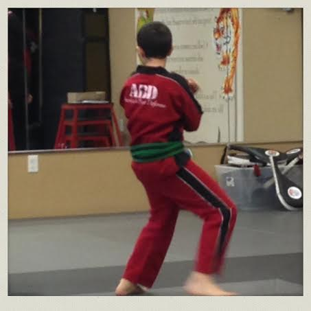 kenpo-getting-stripe-test-action