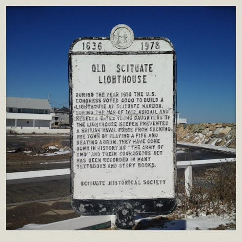 old-scituate-lighthouse-light-MA-sign