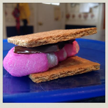 peeps-smores-melted