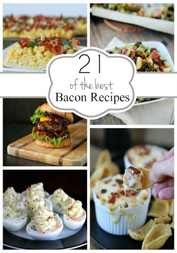 21 of the best bacon recipes