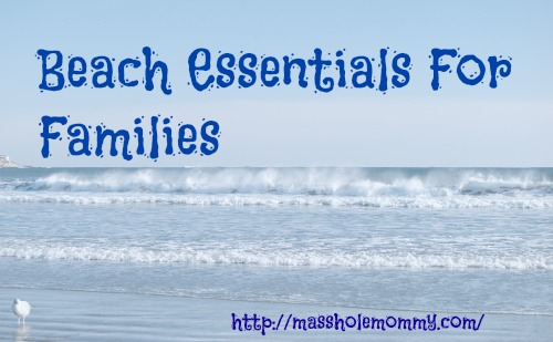 Beach Essentials For Families