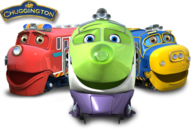 Chuggington: Explorer Koko DVD #Giveaway - Masshole Mommy