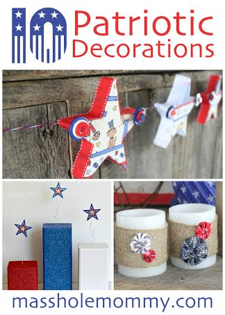 10 Patriotic Decorations
