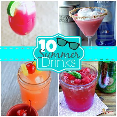 10 summer drinks