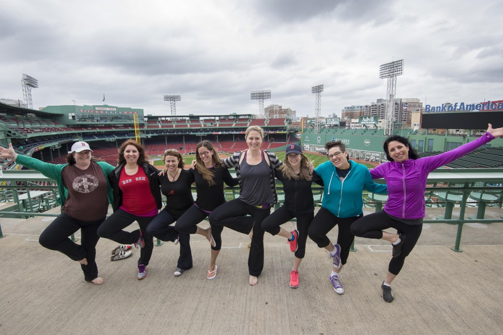 YOGA AT FENWAY