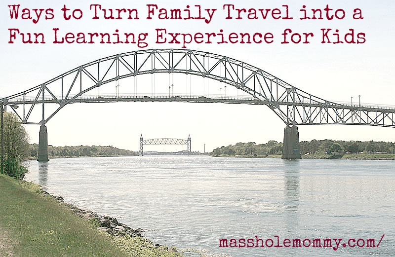 Ways to Turn Family Travel into a Fun Learning Experience for Kids