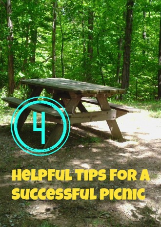 4 Helpful Tips for a Successful Picnic