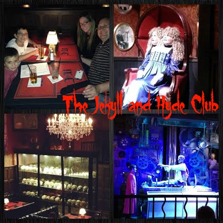 Jekyll and Hyde Club - Haunted Restaurant and Bar‎ NYC 2