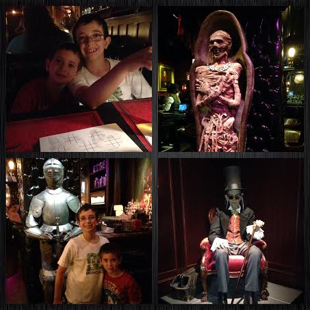 Jekyll and Hyde Club - Haunted Restaurant and Bar‎ NYC