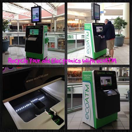 Recycle Electronics with ecoATM