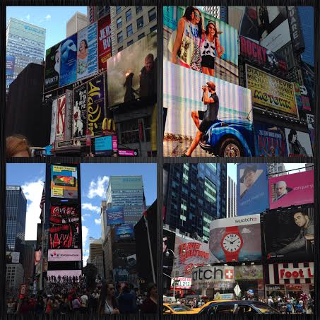Times Square NYC 1
