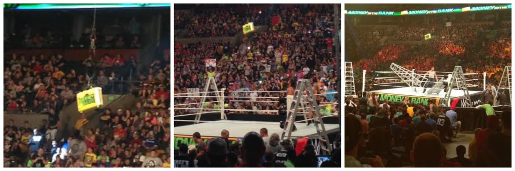 Ladder Match 1 WWE