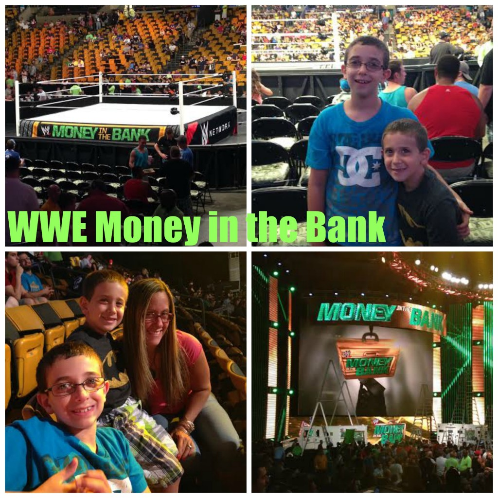 WWE Money in the Bank PPV