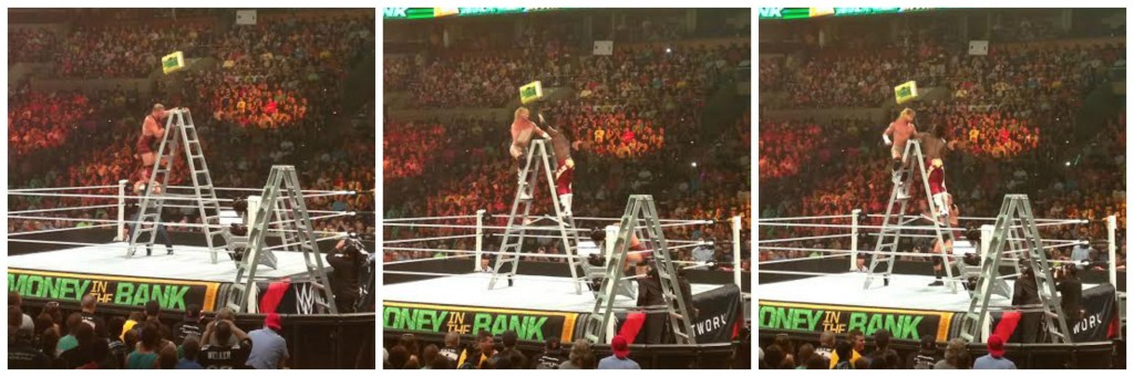 ladder match 2 WWE