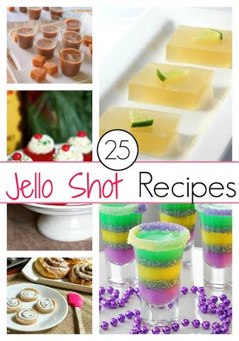 25 Jello Shot Recipes