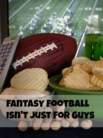 Fantasy Football Isn't Just For Guys