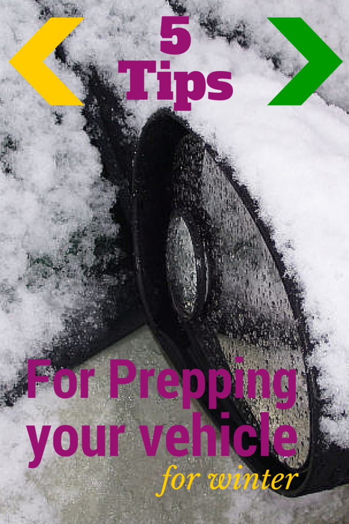 5 Tips for Prepping Your Vehicle for Winter