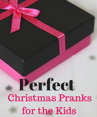 Perfect Christmas Pranks for the Kids