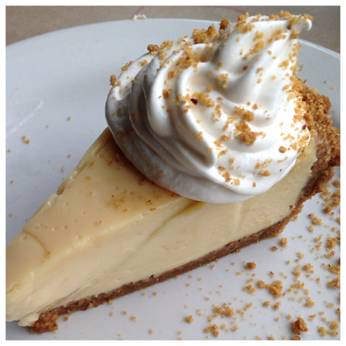 Sunday Brunch at Bonefish Grill #BonefishBrunch Key Lime Pie