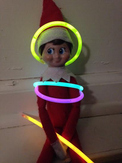 Clubbing  Elf on the Shelf