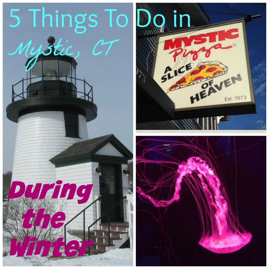 5 Things to do in Mystic CT During the Winter
