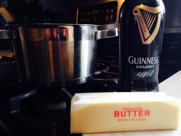 Guinness Chocolate Cupcakes The Perfect St. Patrick's Day Treat3