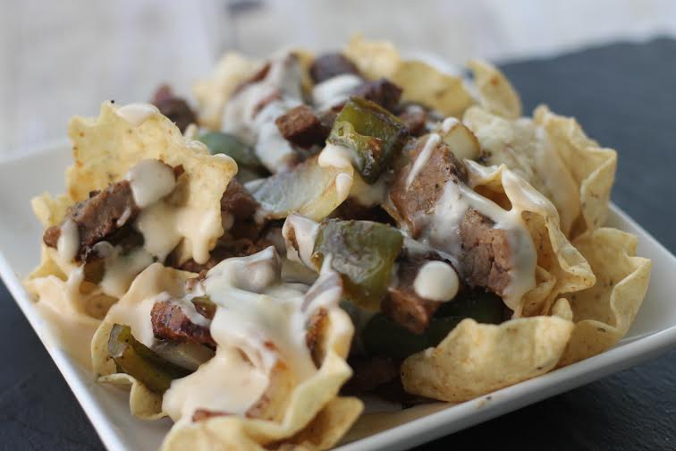 Philly Cheese Steak Loaded Nachos Final1
