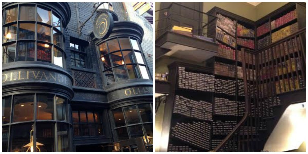 Olivanders Diagon Alley