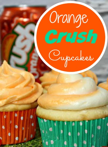 Orange Crush Cupcakes Recipe