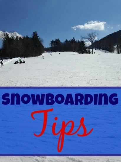 Snowboarding Tips