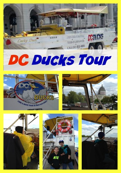DC Ducks Tour