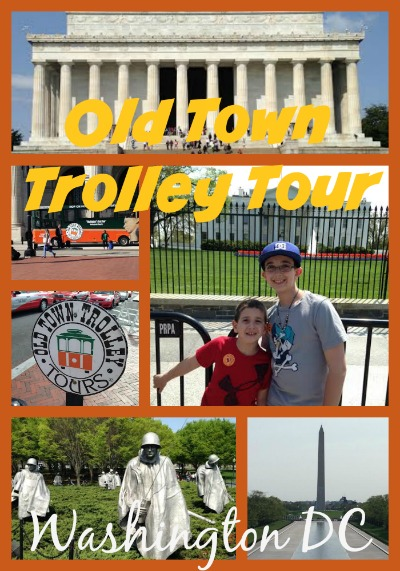 Old Town Trolley Tour DC
