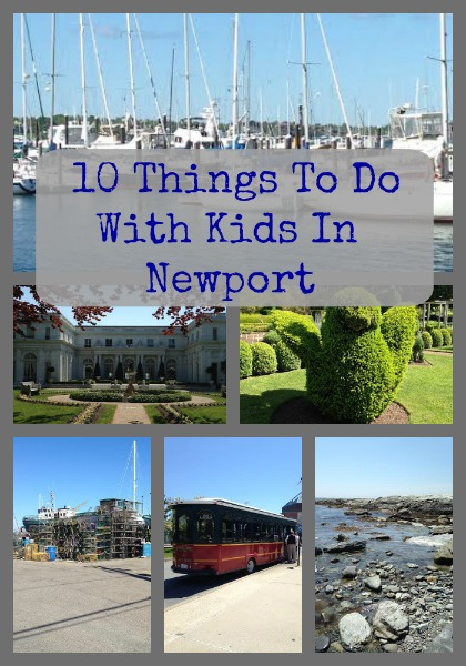 10 Things To Do With Kids In Newport