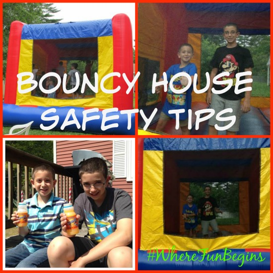 Bouncy House Safety Tips
