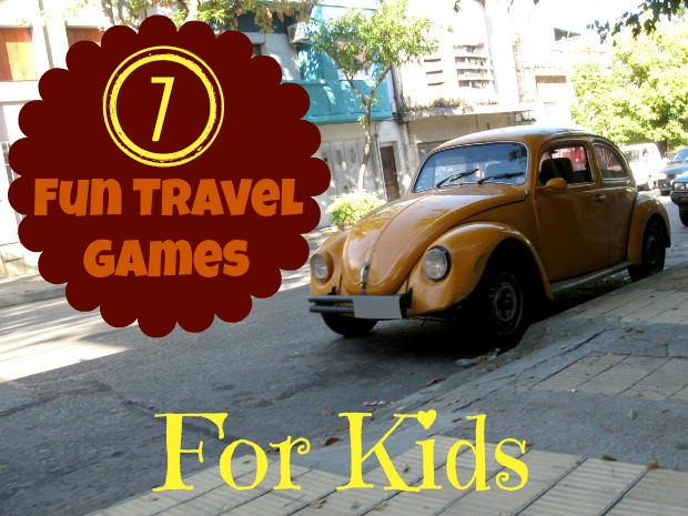 7 Fun Travel Games for Kids