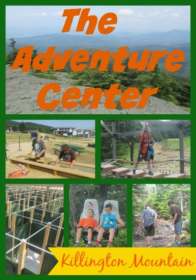 The Adventure Center at Killington Mountain
