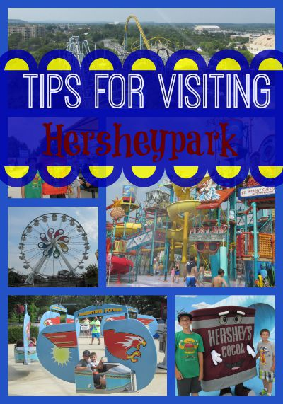 Tips For Visiting Hersheypark