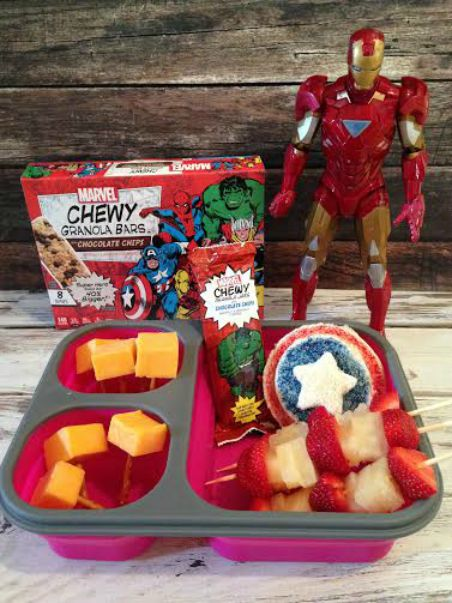 Marvel Avengers Bento Lunch