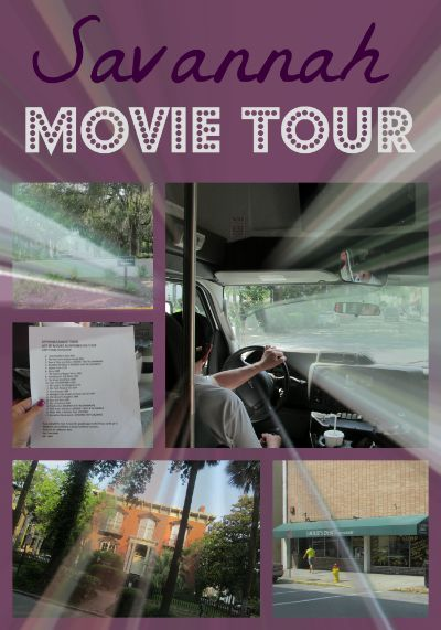 Savannah Movie Tour