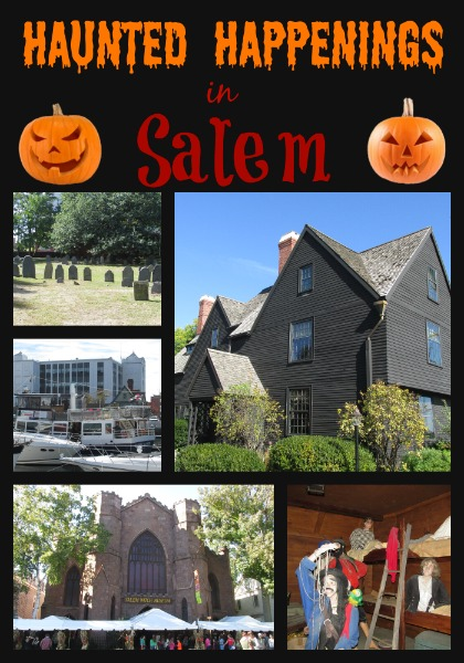 Haunted Happenings in Salem