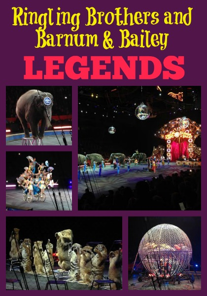 Ringling Brothers and Barnum & Bailey LEGENDS