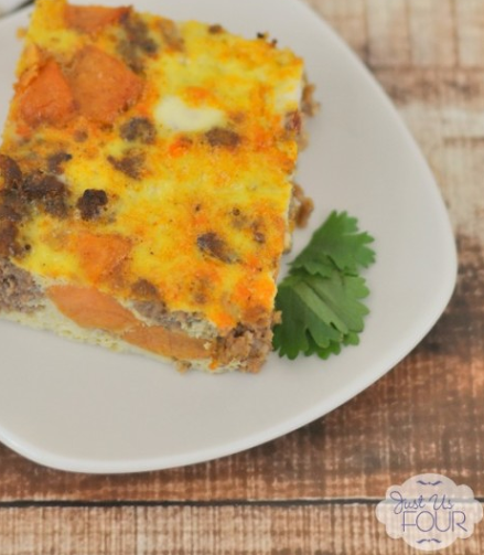Paleo Overnight Breakfast Casserole
