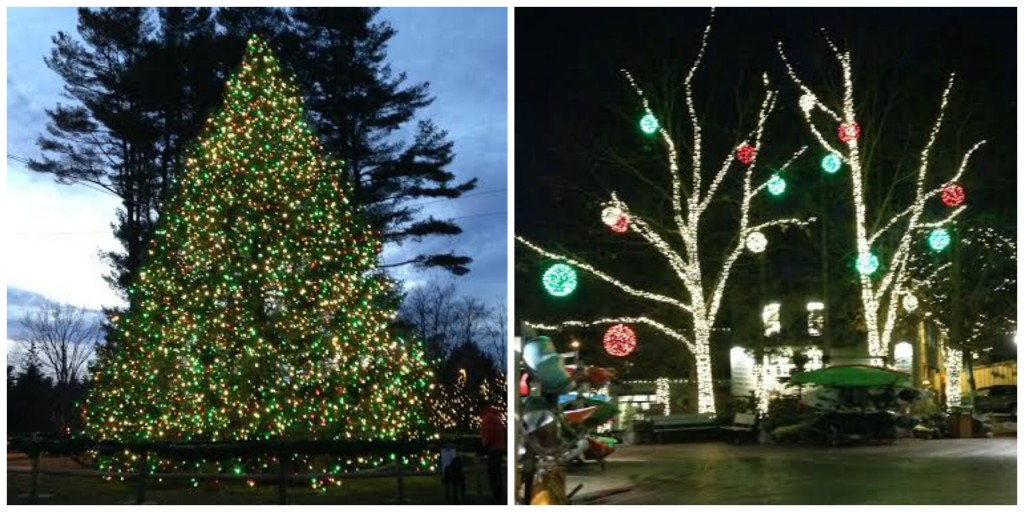 maine ll bean lights