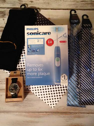 Sonicare contents